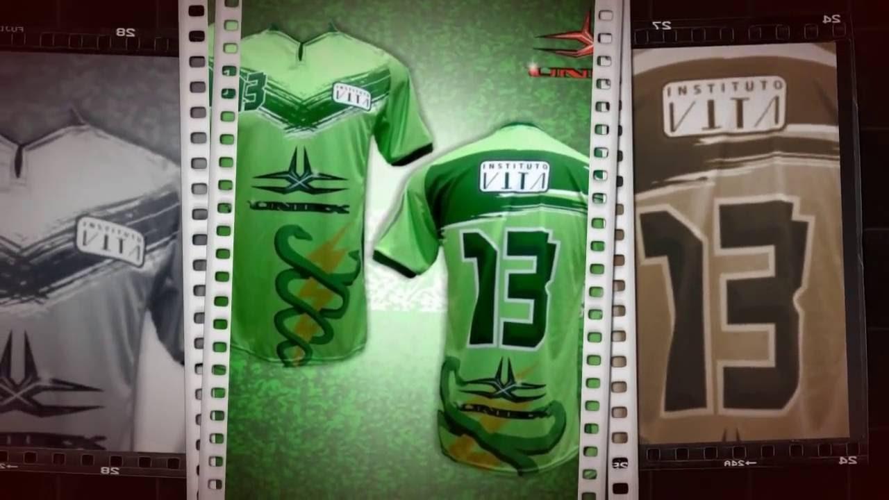 Criar Uniforme de Futebol Personalizado - Uniex b5211cbd8d282