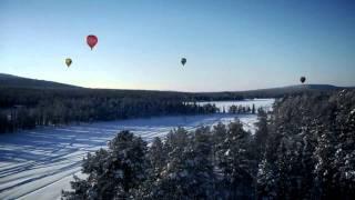 Arctic Balloon Adventure 2011