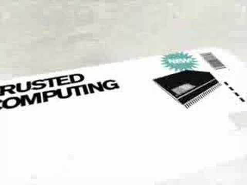 TCPA - Trusted Computing Platform Alliance
