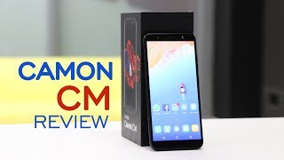 TECNO Camon CM Review: Is it WORTH your MONEY?