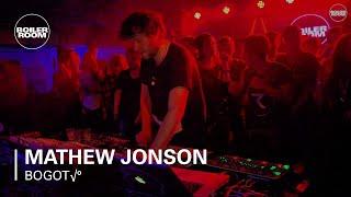 Mathew Jonson Boiler Room Bogotá Live Set