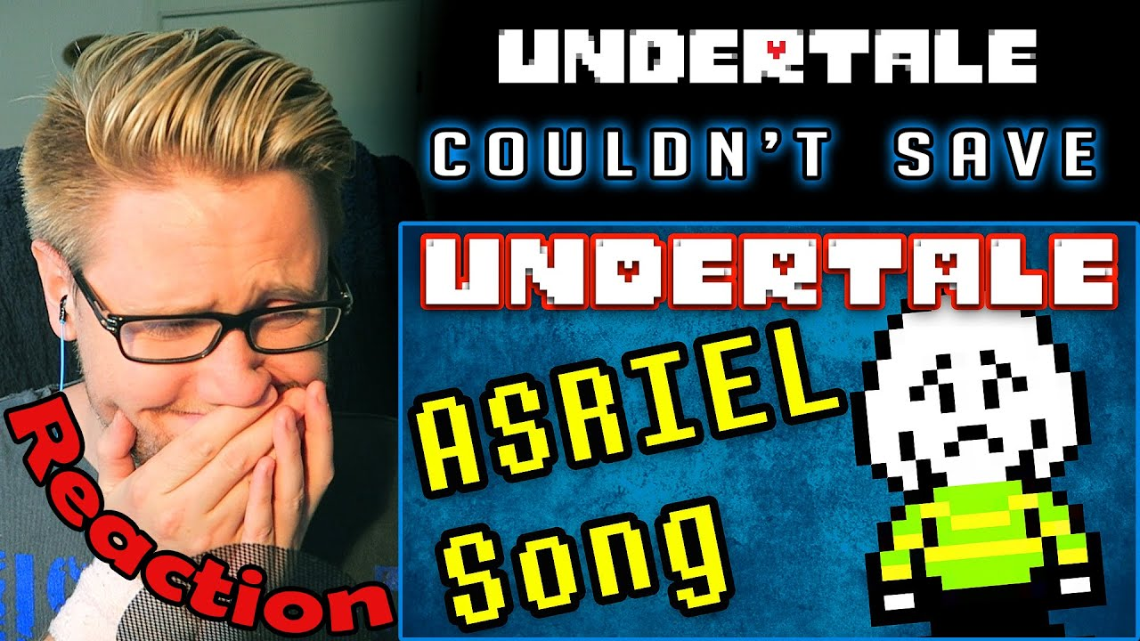 """UNDERTALE Song """"Couldn't Save"""" by TryHardNinja REACTION"""