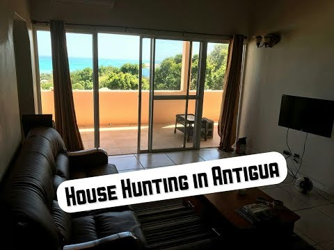 House Hunting in Antigua - VLOG