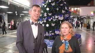 2020-01-16 г. Брест. «Рождественские вечера» от студии «ОКеан». Новости на Буг-ТВ. #бугтв