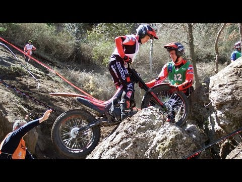 Junior, Girls & 125cc | Trial World Championship Spain 2016 Cal Rosal by Jaume Soler