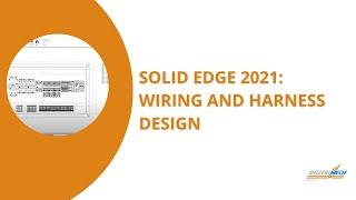 Solid Edge 2021 Progettazione Elettrica