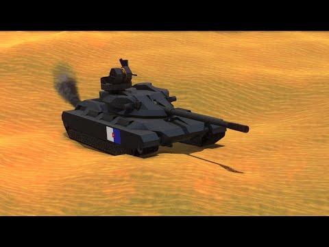 A From the Depths Tank Speedbuild |