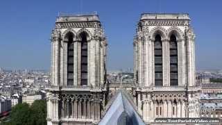 Cathédrale Notre-Dame de Paris (Full HD)
