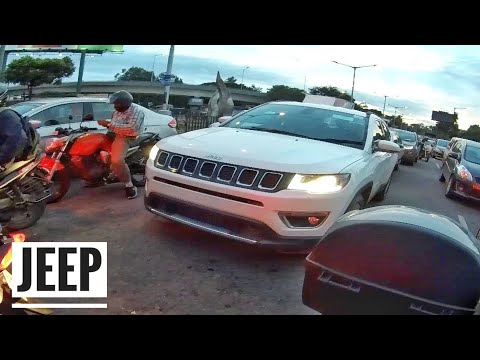 Jeep Compass in Bangalore India