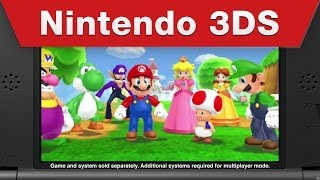 Nintendo 3DS - Mario Party: Island Tour Launch Trailer