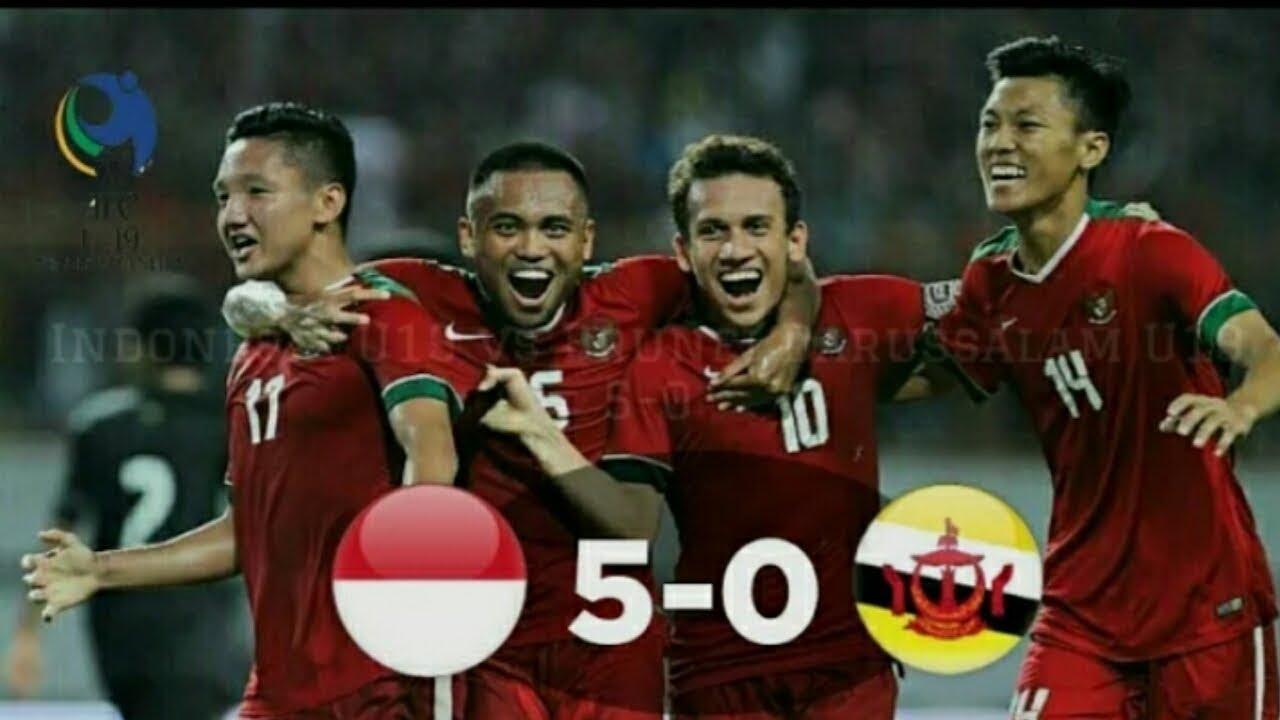 Download Indonesia U19 vs Brunei Darussalam U19 [5-0]   Highlights All Goals   AFC U-19 Qualifiers