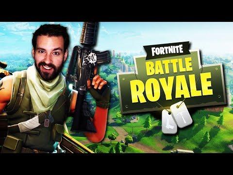 Fight. Build. Win! (Fortnite Battle Royale)