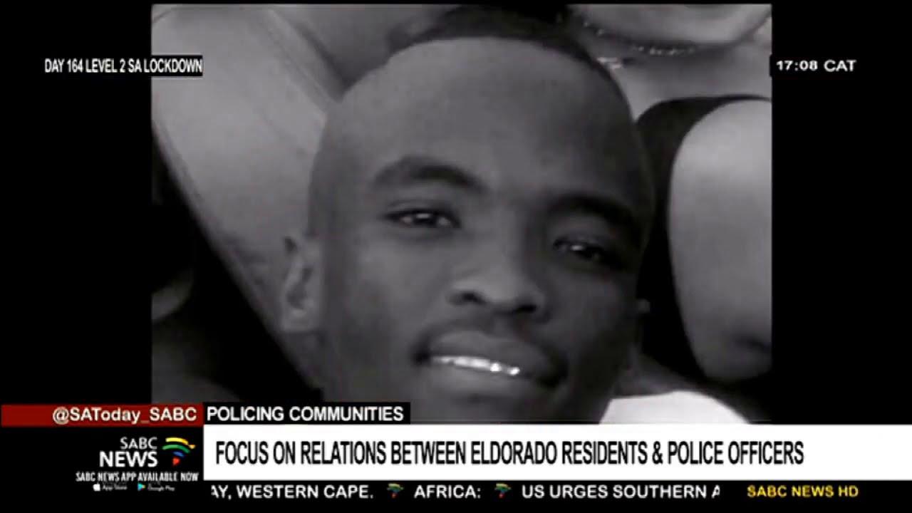 Download Eldorado Park Crisis I Relations between Eldorado residents, police officers at all-time low