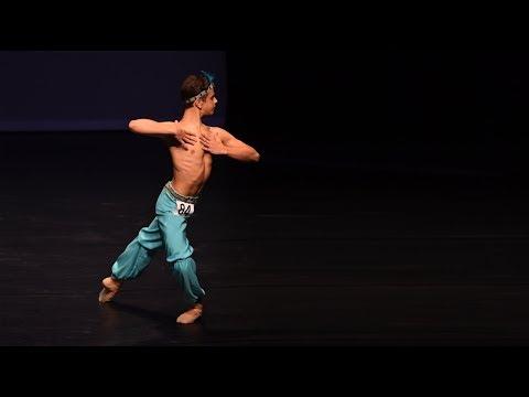 Genée International Ballet Competition 2016: Joshua Jack Price, Le Corsaire Act III
