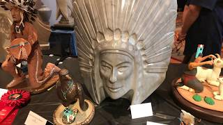 Best Of Show Preview SWAIA    Class V: Sculpture Clip 2