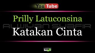 Download lagu Karaoke Prilly Katakan Cinta MP3