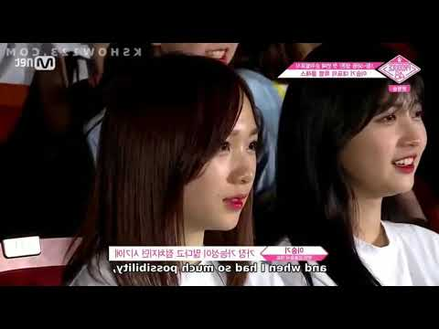 produce 48 • english sub • episode 5 part 1
