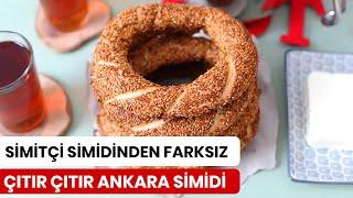 Çıtır Ankara Simidi Tarifi