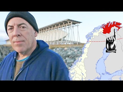 Four Days in Arctic Norway - Finnmark and Tromsø - Travel Show with Glenn Campbell