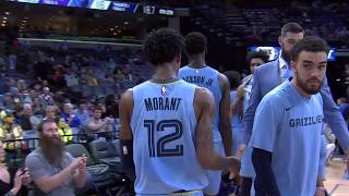 Memphis Grizzlies vs. Sacramento Kings | December 21, 2019