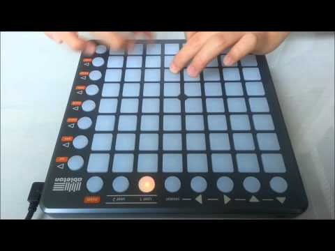 Mashup Culture - Launchpad Pro (Launchpad live by Chang)