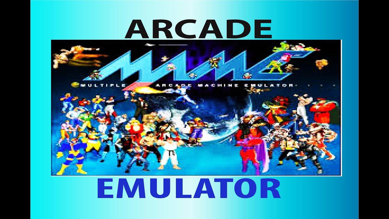 Эмулятор arcade на пк скачать