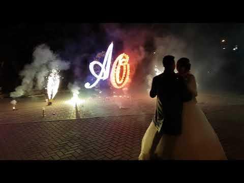 Свадьба в Старом дворе. Фейерверк