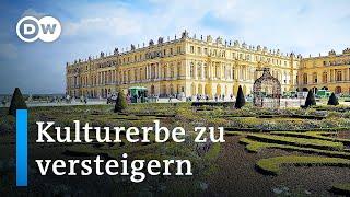 Frankreich: Kulturerbe zu versteigern | Fokus Europa
