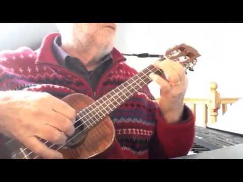 Hushaby Mountain Solo Ukulele Arranged Played By Colin Tribe