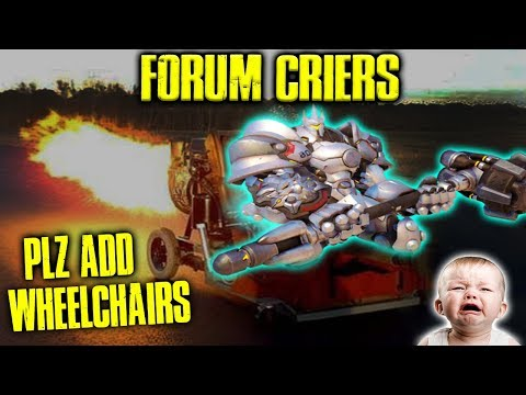 FORUM CRIERS: PLEASE ADD HEROES WITHOUT LEGS