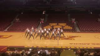 DanceFullOutMN - University of St Thomas Dance Team Hip Hop 2018