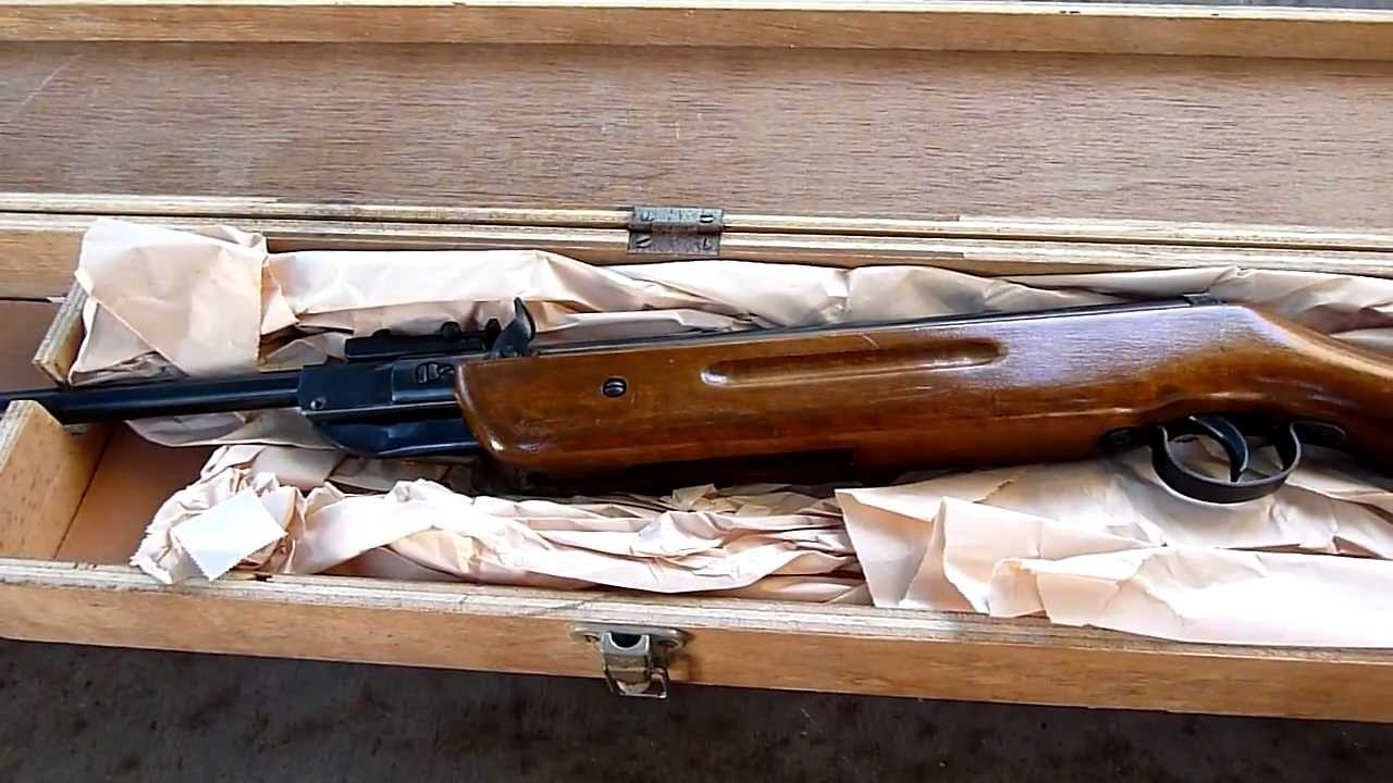 Very old Chinese Air Rifle