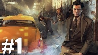 Mafia 2 (PC) Uncensored Playthrough Ep.1 Out of jail
