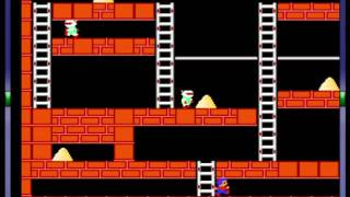 Lode Runner - Vizzed.com GamePlay - User video