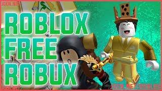 ROBUX GENERATOR 2019 - Roblox Free Robux 2019 **Juan Godoy**