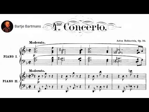 Anton Rubinstein - Piano Concerto No. 4,  Op. 70 (1864)