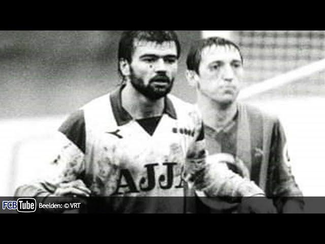 1988-1989 - Jupiler Pro League - 22. FC Liège - Club Brugge 0-0