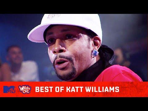 Best of Katt Williams 😂 Best Clapback's, Most Unforgettable Roasts, & More 🤘 Wild 'N Out