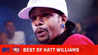 Best of Katt Williams 😂 Best Clapback's, Most Unforgettable Roasts, & More 🤘 Wild 'N Out