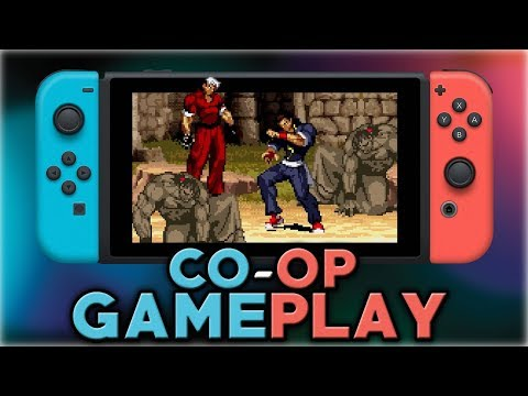 Gekido: Kintaro's Revenge   First 27 Minutes in Co-op   Nintendo Switch
