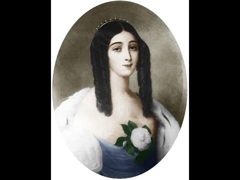 La Cortesana De Lujo (La Dama De Las Camelias), Que Inspiró La Novela Y Le Hicieron Un Museo.