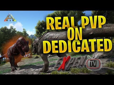 ARK SURVIVAL PVP DEDICATED (ABNORMAL GAMING) THE HUNT FOR GOD GIGA (RATED M)(PS4PRO)