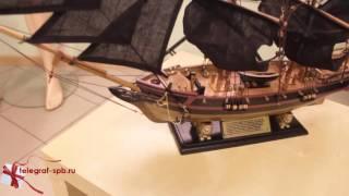 Модель пиратского корабля - Черная жемчужина(, 2016-01-27T13:57:26.000Z)