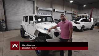 AVORZA JEEP WRANGLER GS EDITION - BY ALE