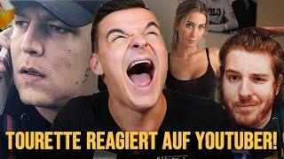 Tourette Reagiert auf YouTuber: Montanablack, Julienco, Inscope21, unge