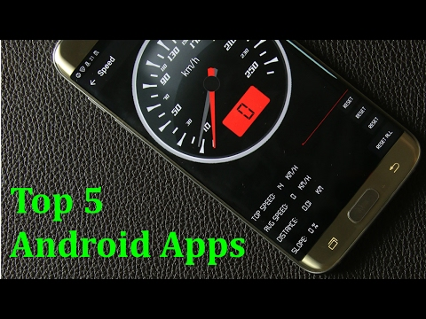 Top 5 Must Have Android Apps for 2017