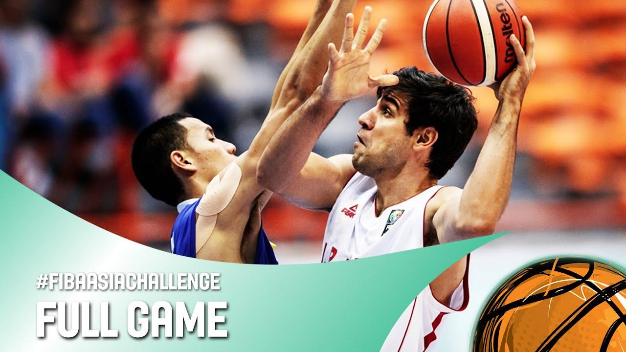 Iran v Thailand - Full Game - FIBA Asia Challenge 2016