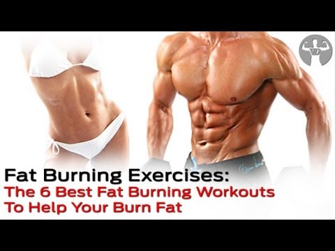 Fat Lose Burning Exercises The 6 Best Fat Burning Workout