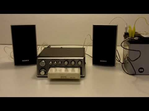 Classic Car Audio! Pioneer 8-Track Player #TP-727