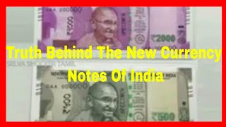 Truth Behind The New Currency Notes Of India/SELVA SHOCKER TAMIL